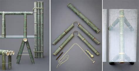 arredamento in bambu arredi tradizionali in bamb 249 reinterpretati da stefan diez