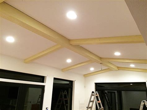 Faux Ceiling Beams Styrofoam by Diy Faux Wood Beams Withheart