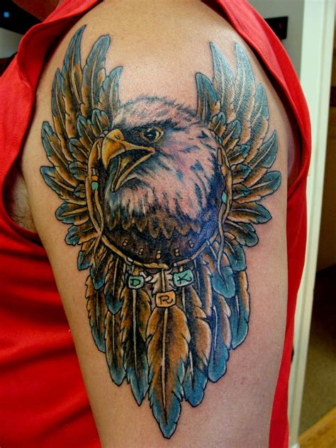 native american design tattoos galleryhip com1944 x 2592 183 jpegeagle feather tattoos