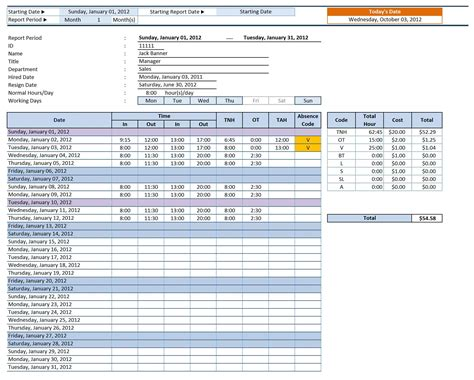 Microsoft Excel Search Tracker Employee Time Sheet Manager Organized Entrepreneur