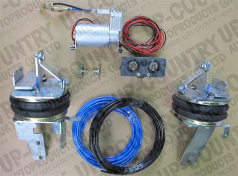 Toyota Hilux Airbag Suspension Toyota Hilux Accessories Mad Air Suspension Kit For Hilux