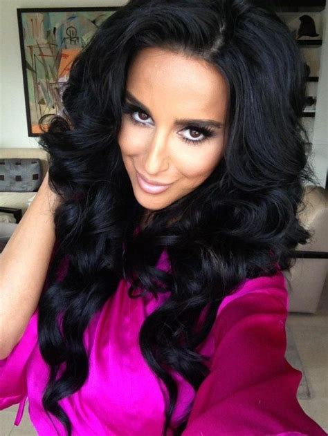 golnesa gharachedaghi hair extensions lilly ghalichi hair i hair and so