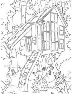 treehouse coloring pages 9 free printable coloring pages pat catan s blog