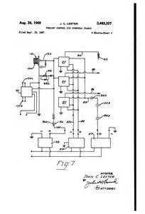 patent us3463327 pendant for overhead cranes patents