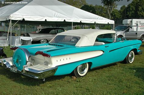 ford pacer 1958 ford edsel pacer