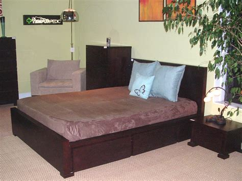 For Sale Queen Balboa Storage Bed Hardwood Made Storage Bunk Beds For Sale