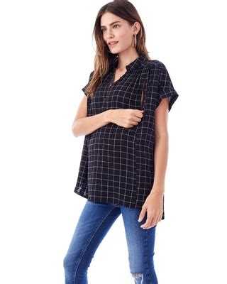 Blouse By Hana2 rls s maternity shopping guide real style real style