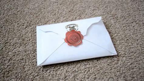 Harry Potter Acceptance Letter Diy Hogwarts Acceptance Letter Harry Potter Diy Cassknowlton