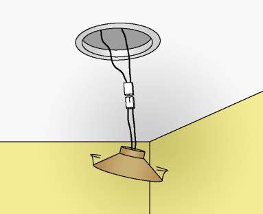 Installer Des Spots Au Plafond by Installer Un Spot Encastrable