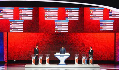 Le Calendrier De La Coupe Du Monde 2018 Matches Des Deux Premiers Tours 233 Liminatoires De La Coupe