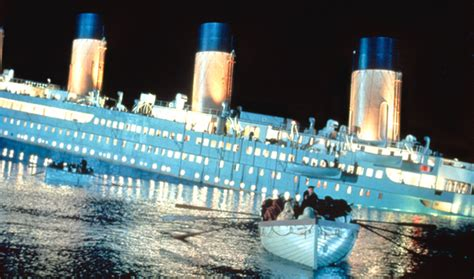 sinking boat movies titanic 1997 can t stop the movies