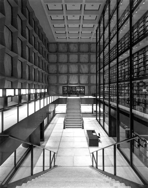 beinecke rare book and manuscript library gallery of ad classics beinecke rare book manuscript