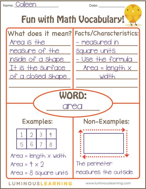 define printable area in word pin by patricia ls on math interactive notebook journal
