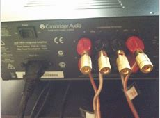 Cambridge Audio Azur 740A Stereo Vollverstärker ... 250asx2