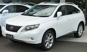 2010 Lexus Rx 350 Luxury Package Plik 2010 2011 Lexus Rx 350 Ggl15r My11 Sports Luxury