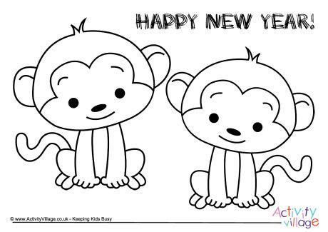 new year monkey handprint 96 best images about new year on