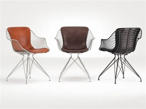 wire dining chairs wire dining chair 3d model overgaard dyrman