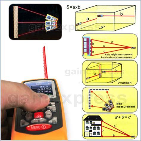 100m Laser Distance Meter Pengukur Jarak Laser Meteran laser distance meter ldm 100m pusat digital meter indonesia