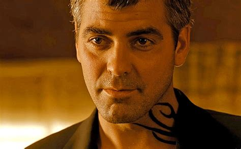 george clooney from dusk till dawn tattoo the 5 coolest tattoos has imagined and why