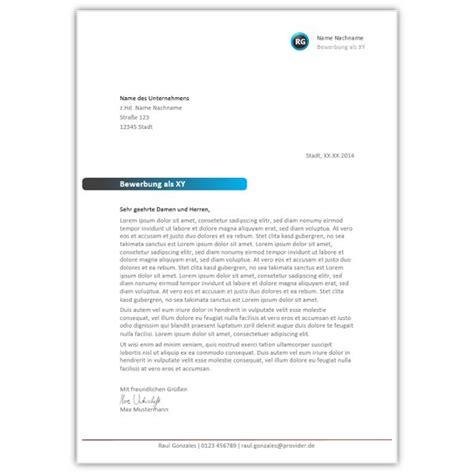 Bewerbung Design Anschreiben Bewerbungsdesign 2016 Bewerbungsvorlagen