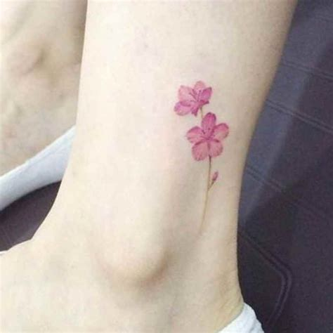 very small tattoos small flower designs flowers ideas for review