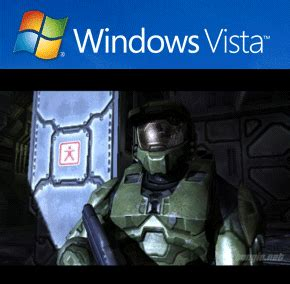 Halo 2 For Vista Delayed Due To Hilarious Partial by Microsoft Makes Halo 2 A Vista Only Title