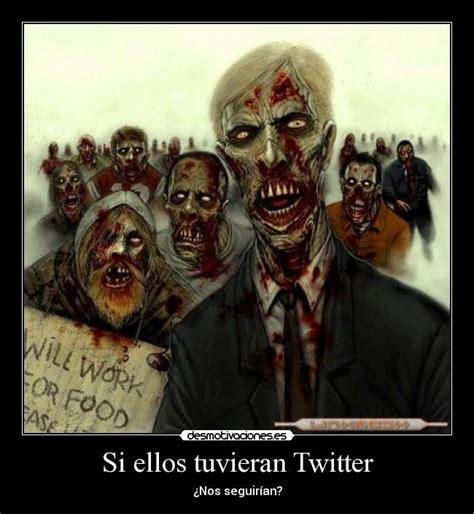imagenes y videos de zombies im 225 genes y carteles de zombies desmotivaciones