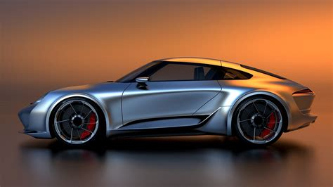 new porsche electric does the porsche 911 work with mission e inspired styling
