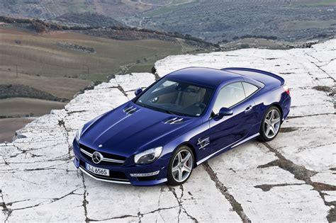 Sl65 Amg V12 by Mercedes Sl65 Amg With Biturbo V12 Tops Range News