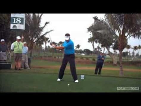 robert allenby golf swing robert allenby slow motion golf swing vision youtube