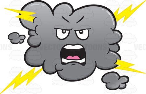 emoji yelling yelling and angry stormy cloud emoji vector graphics