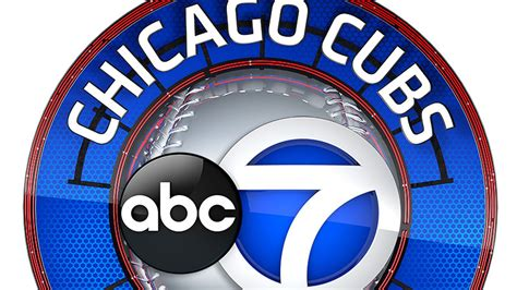 chicago cubs colors cubs on abc 7 begins today bleed cubbie blue