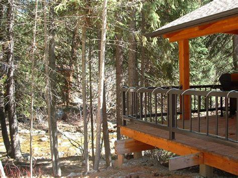 boulder creek cabin bitterroot cabins