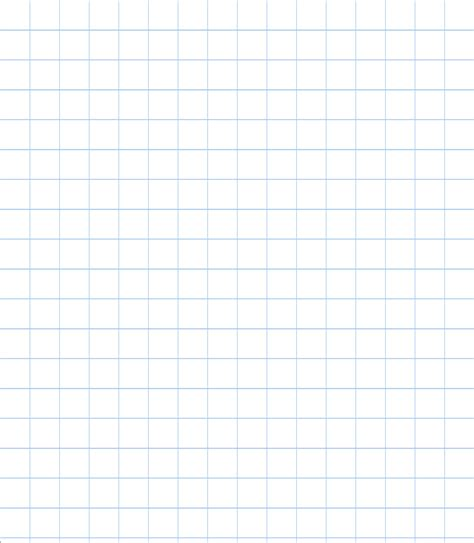 large squared graph paper