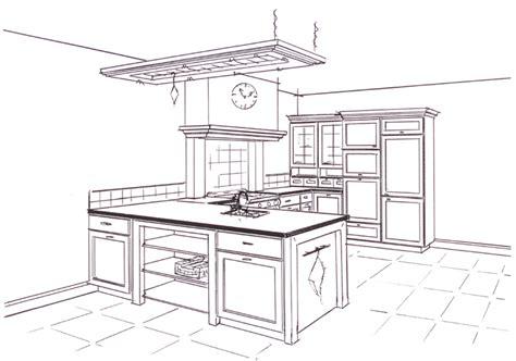 keuken tekening over ons keukenhuiz
