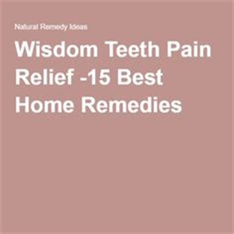 wisdom tooth extraction aftercare recovery tips http