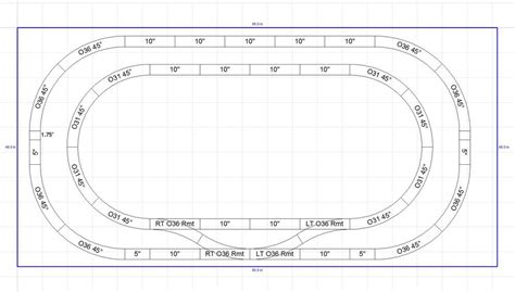 layout lop 4 x8 fastrack layout scarm questions o gauge