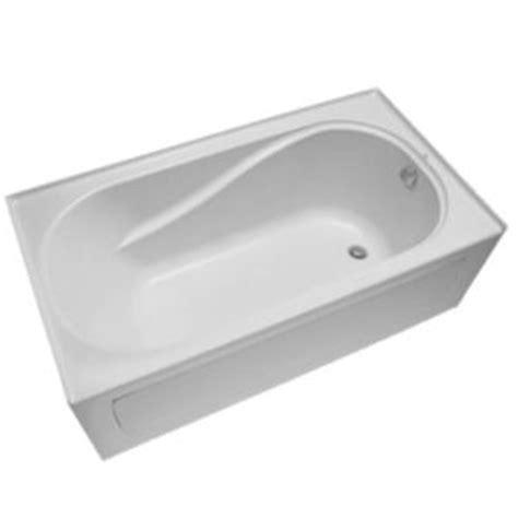 mirabelle bathtubs mirprs6032rwh provincetown 60 x 32 soaking tub white