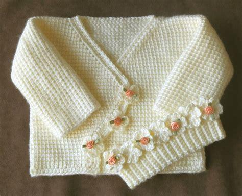 pattern cardigan baby crochet tunisian crochet baby cardigan pattern long sweater jacket