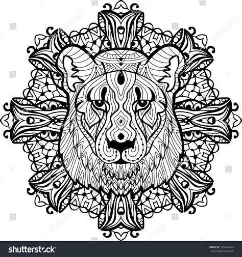 african tribal patterns coloring page royalty free totem coloring page for adults painted