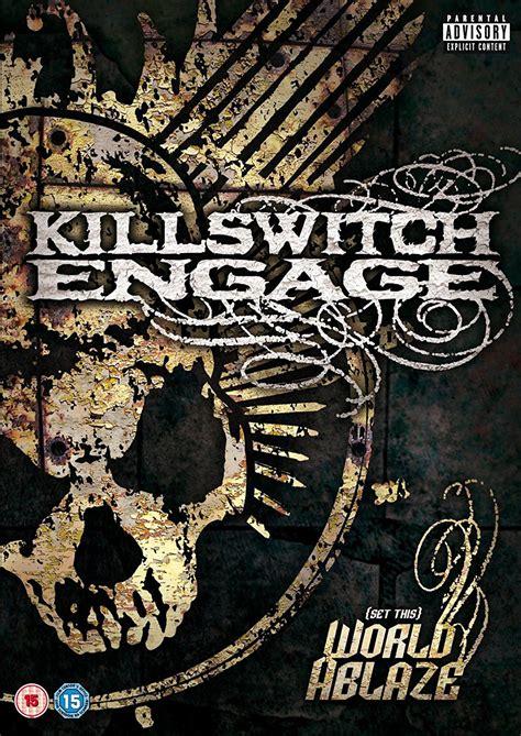 Killswitch Engage World Ablaze Dvd Import killswitch engage set this world ablaze dvd opus3a