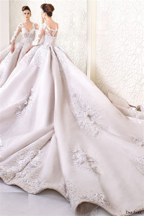 Best Wedding Gowns by Dar 2016 Wedding Dresses By Joumana Al Hayek
