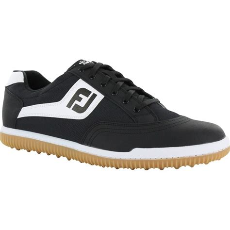 mens footjoy greenjoys spikeless closeout golf shoes 45382