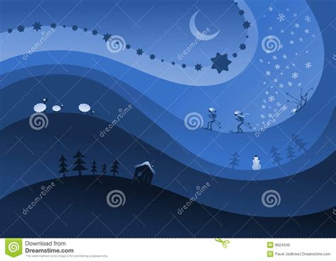 themes for the story winter dreams winter theme stock vector image of design theme skier