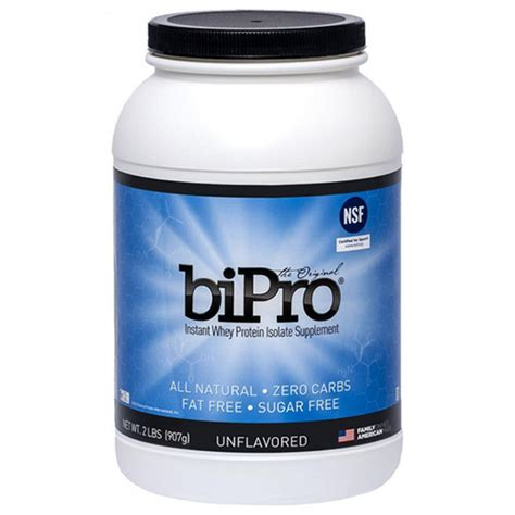 Whey Protein 2015 bipro whey protein isolate unflavored 2 pounds lbs best protein powder shakes of 2015
