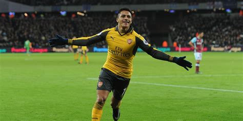 alexis sanchez facebook arsenal s emphatic win over west ham proved that they no