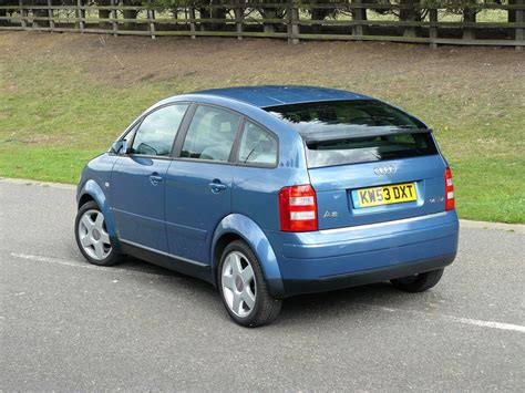 Audi A2 For Sale by Audi A2 Used Car Review Parkers