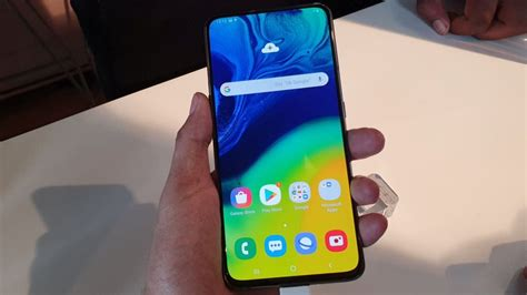 How Much Is Samsung Galaxy A80 by Samsung Galaxy A80 On Smartphone Design Beautifully Mad