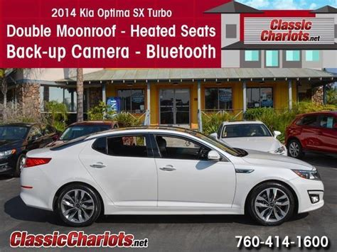 Kia Optima For Sale Near Me Sold Used Car Near Me 2014 Kia Optima Sx Turbo With