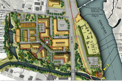 Apartments Plans by Old Town Coralville Master Plan Confluence Landscape